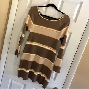 Nordstrom Striped Sweater Dress
